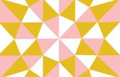 Fun desktop backgrounds by designer Herman Miller.  Weaving Community - Herman Miller