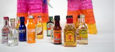The Original Booze Pinata Drinking Game is Nipyata! Plastic Nips of Booze with Nipyata! Fortunes make for a drinking game you will not soon forget Drinking Buddies, Drinking Games, Booze Bouquet, Monthly Subscription Boxes, Client Gifts, Free Fun, Grad Parties, Reveal Parties, Hot Sauce Bottles