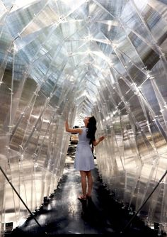 2B Glass Pavilion | University of Southern California