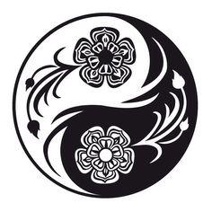 Yin yang...GREAT PATTERN Más