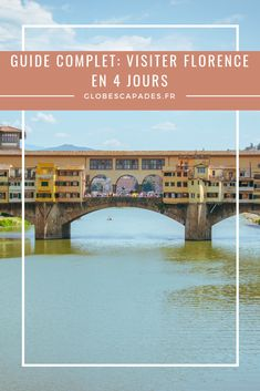 Carnet de voyage : Visiter Florence (Toscane, Italie) en 4 jours. Se loger à Florence, se rendre et se déplacer à Florence, Firenze Card... Liste des visites emblématiques: Galerie des Offices, Duomo, Galeria Dell'Academia, Palazzo Vecchio, Ponte Vecchio... Voyage Florence, Voyage Rome, Places In Europe, Places To Travel, Galerie Des Offices, Dubai Skyscraper, Great Buildings And Structures, Italian Summer, Honeymoon Destinations