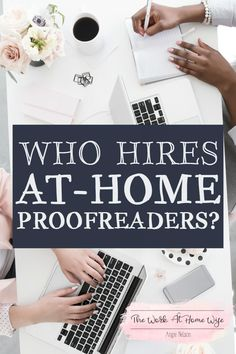 Online proofreading jobs can provide the flexibility many work-at-home professionals are looking for. But, what's really involved? Are you qualified? Student Jobs, College Students, Work From Home Opportunities, Work From Home Jobs, Job Work, Proofreader, Writing Jobs, Online Jobs, Business