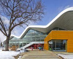 Espaço da Biblioteca Jasper / HCMA/Dub Architects