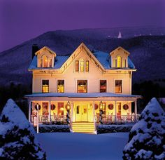 The Equinox Golf Resort Spa, Vermont—Orvis Inn in Winter by Luxury Collection Hotels and Resorts,