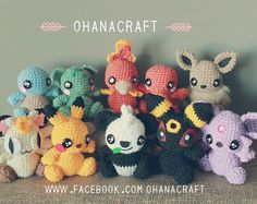 Browse unique items from OhanaCraftAmigurumi on Etsy, a global marketplace of handmade, vintage and creative goods.