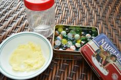Messy Science: Make Your Own Butter Lots of fun for kids!