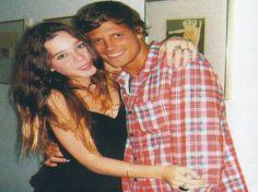 ¿Infraganti? Karina Jelinek estaría de novia con el ex de Lucía Celasco, la nieta de Susana Giménez http://www.ratingcero.com/c108419