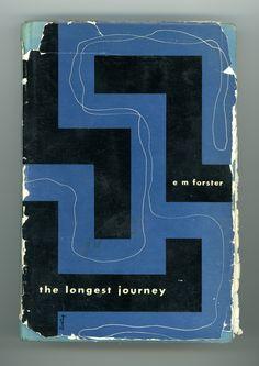 the longest journey e m forster front cover designer alvin lustig
