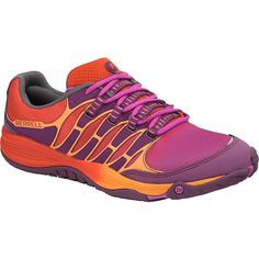 Merrell Women's All Out Fuse Low Trail Running Shoes