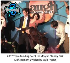 Start 2017 Off Right with Corporate Team-Building Lunch or Happy Hour Programs -Bring the team together. Learn valuable communication skills while breaking down walls through laughter. We have all new programs that make team building affordable. #Improv #Teambuilding