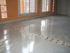 How to make beautiful rustic smooth cement floors – cimento queimado – epoxyfan Decor, Building A House, Concrete Floors, New Homes, Home Deco, Cement Floor, Sweet Home, Flooring, Finishing Basement