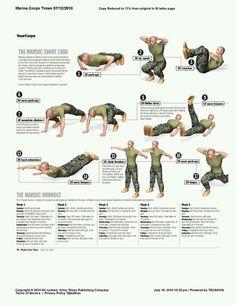 Askeri beden eğitimi