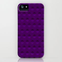 purple iPhone & iPod Case by Clemm - $35.00
