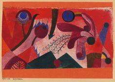Paul Klee - Poisonous Berries, 1879