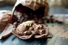 #GameOfThrones  #CasaTargaryen #Chocolate #Dragones