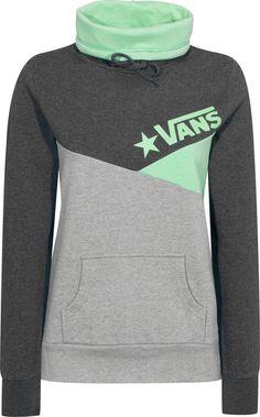 Vans Payton Sweatshirt grey-green | Titus Onlineshop