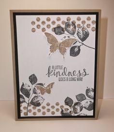 Rachel's Card Corner: Kinda Eclectic