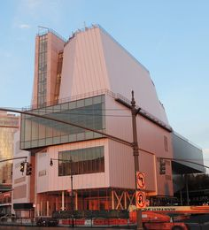 """See 5696 photos and 425 tips from 41287 visitors to Whitney Museum of American Art. """"New museum building by Renzo Piano opened in may miss. Renzo Piano, New Museum, Whitney Museum, American Artists, 21st Century, New Art, City, Places, Outdoor Decor"""