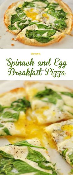 This Spinach and Egg Breakfast Pizza will satisfy your taste buds and give your body necessary nutrients all at once. This Spinach and Egg Breakfast Pizza will satisfy your taste buds and give your body necessary nutrients all at once. Healthy Recipes, Healthy Breakfast Recipes, Vegetarian Recipes, Diet Breakfast, Mexican Breakfast, Breakfast Bowls, Mexican Recipes, Ideas For Breakfast, Breakfast Tortilla