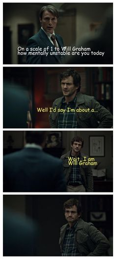 Someone help Will Graham