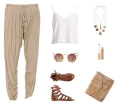 """Untitled #585"" by patrisha175 ❤ liked on Polyvore featuring O'Neill, ASOS, Gap, AERIN and Quay"