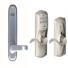 With this technology, you don't need to worry about people breaking into your house because you will immediately receive a notification and you can alert the police. Color Palate, Bathroom Doors, Childproofing, Eye For Detail, Home Hardware, Door Locks, Home Accessories, Police, Smartphone