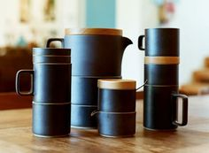 Hasami Porcelain Collection — ACCESSORIES -- Better Living Through Design