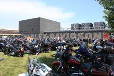 Harley-Davidson Museum, Milwaukee.