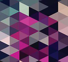 Purple Crush by BakmannArt