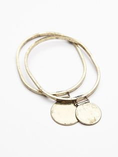Free People Simple Bangle Duo at Free People Clothing Boutique