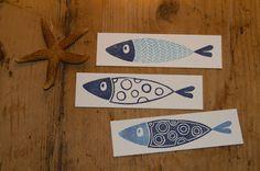 Stempel Fische