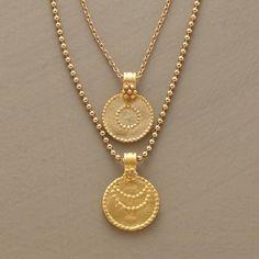 Luna/Sol Necklace from Sundance on Catalog Spree
