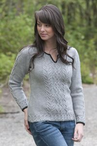 Cascade Yarns® - Knitted Pullovers Patterns
