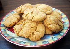 Fun Foods On a Budget!: Molasses Sugar Cookies