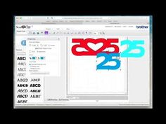 ScanNCut Number Cards (Amended) - YouTube