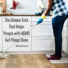 You may see your productivity increase as you try this ADHD tip. Adhd Odd, Adhd And Autism, Adhd Facts, Adhd Signs, Adhd Brain, Adhd Help, Adhd Strategies, Attention Deficit Disorder, Adult Adhd