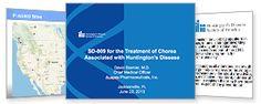 Huntington's Disease Society of America Presentation by Auspex Pharmaceuticals, Inc.