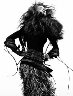 Model: Jac Jagaciak, Photo: Greg Kadel, Numero via fashion gone rogue Dark Fashion, Fashion Art, Editorial Fashion, Fashion Beauty, Womens Fashion, Gypsy Fashion, High Fashion, Fashion Ideas, Greg Kadel