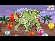 Dinosaure Dessin Animé, Dinomania, Les Dinosaures Dessin Animé