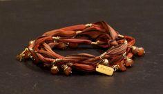 Warm Spirit/warrior wrap/bracelet/necklace by ALCCREATIONS on Etsy