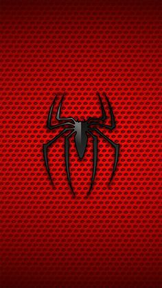 SPIDERMAN IN RED