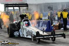 Gas Monkey Garage Top Fuel Dragster!