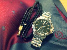 My #accessory choice for today... #tag #watch #miansai #bracelet #alexandermcqueen #pocketsquare #menswear