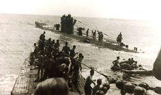 La vida en el interior de un U-boot | Grupo de Estudios de Historia Militar