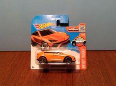 Nice Lamborghini 2017: Hot Wheels Lamborghini Urus #142 HW Hot Trucks 2016 Orange SUV Int. Short Card #... Car24 - World Bayers Check more at http://car24.top/2017/2017/03/07/lamborghini-2017-hot-wheels-lamborghini-urus-142-hw-hot-trucks-2016-orange-suv-int-short-card-car24-world-bayers/