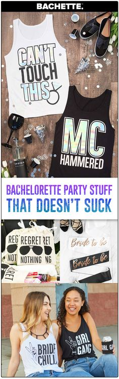 YAS! Pin this for the bach! Everything you need for an unforgettable bachelorette party!
