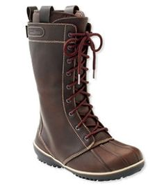 #LLBean: Bar Harbor All-Weather Boots