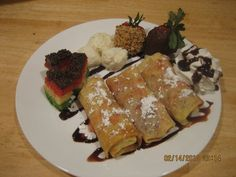 Crepes by lllapr, via Flickr