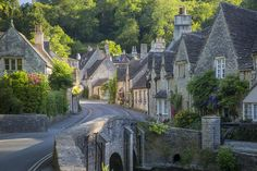 Cotswolds Morning by Brian Jannsen