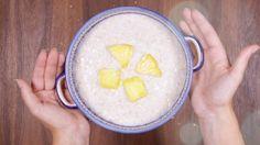 Wistia video thumbnail - Pina Colada Porridge
